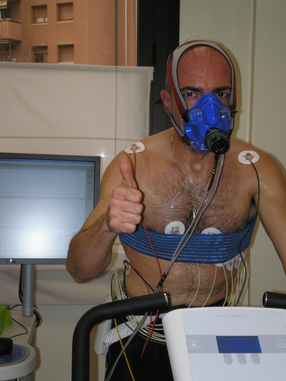 Personal Trainer Bologna - Stefano Mosca - Cosmed valutazione dello stato di forma cardiopolmonare