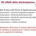 Personal Trainer Bologna Stefano Mosca - effetti della disidratazione sul corpo umano