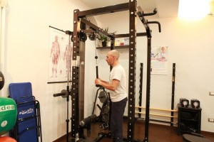 Personal Trainer Bologna Stefano Mosca - Push down con corda