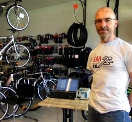 Personal Trainer Bologna Stefano Mosca analisi corporea Bia Akern Malini Bici