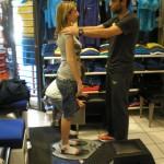 Analisi corporea con Bia Akern, bioimpedenziometro top di gamma per la valutazione di idratazione, massa muscolare, grasso corporeo da Lucky Sport Bologna