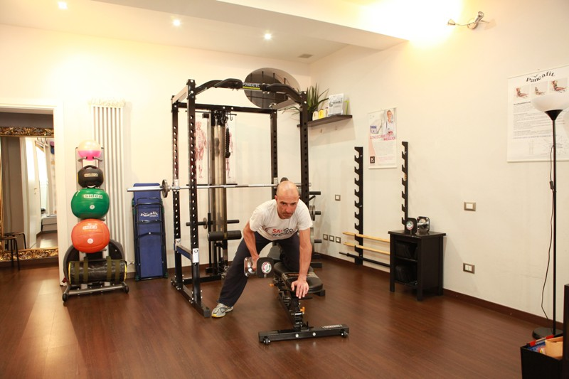 Personal Trainer Bologna - Stefano Mosca