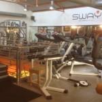 Sala cardiofitness Palestra Sway