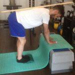 Esercizio di ginnastica posturale - Personal Trainer Bologna