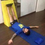 2° squadra Mezieres per l'allungamento delle catene muscolari - Personal Trainer Bologna