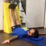 2° squadra Mezieres per l'allungamento dei muscoli delle gambe - Personal Trainer Bologna