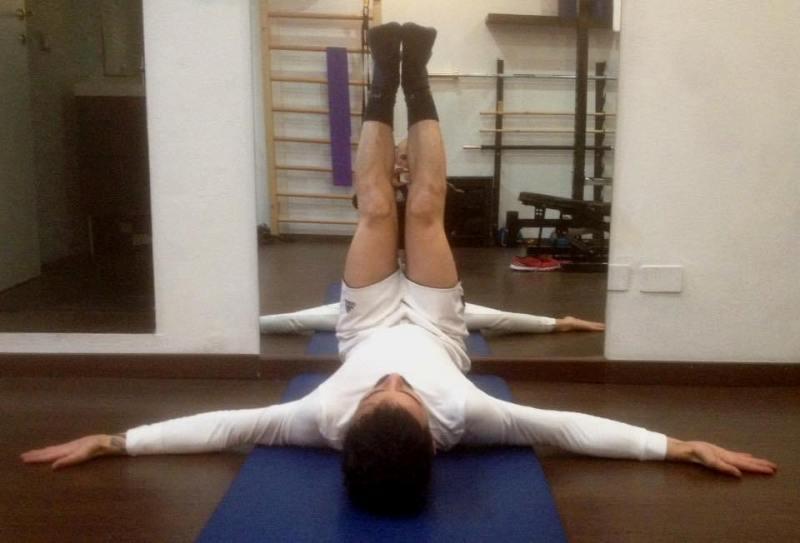 Esercizio per la postura dello sportivo - Personal Trainer Bologna