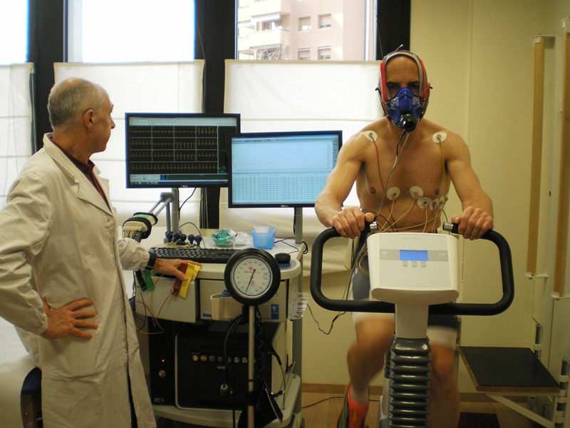 Test aerobico VO2max - Personal Trainer Bologna
