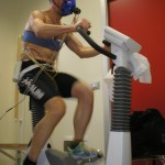 Personal Trainer Bologna - Stefano Mosca - Cosmed VO2max measurment