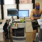 Personal Trainer Bologna - Stefano Mosca - misura della potenza aerobica Cosmed Quark CPET
