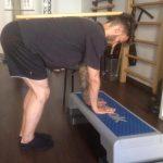 Esercizio di ginnastica posturale Mezieres - Personal Trainer Bologna