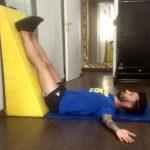 2° squadra Mezieres per riequilibrio posturale dello sportivo - Personal Trainer Bologna